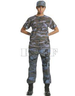 Tenue Militaire Féminin / 1062