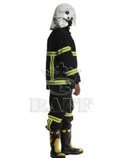Bottes de pompier en caoutchouc