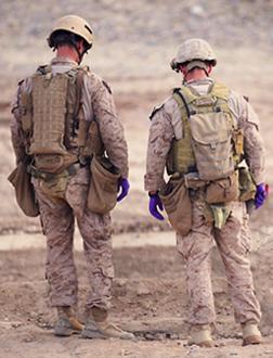 insignes militaire - vetements militaires