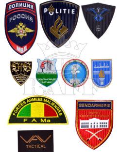 Badges et Patches / A-10