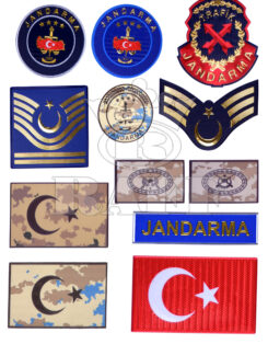 Patches Militaires / A-12