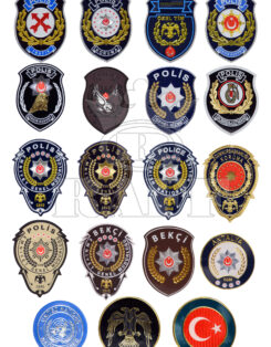 Badge Police / A-13