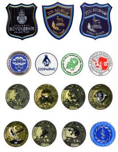 Badges et Patches / A-14