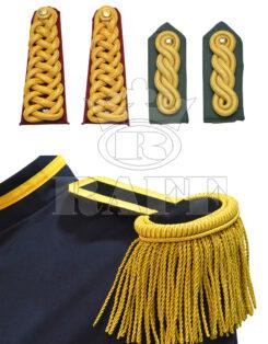 Épaulettes Militaires / A-3