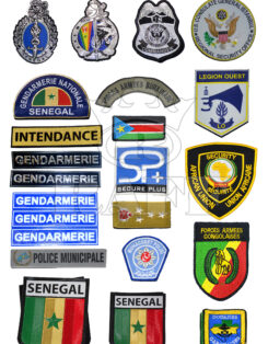 Badge Militaire / A-8