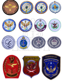 Badge Militaire / A-9